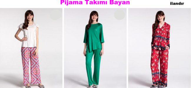 Pijama Takımı Bayan