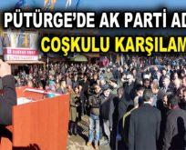Başkan adayı Mikail Sülük'e coşkulu karşılama