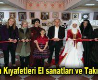 """""""Osmanlı Kıyafetleri El sanatları ve Takı Sergisi"""""""