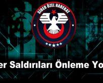 Siber Saldırıları Önleme Yolları
