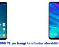 2000 TL ye hangi telefonlar alınabilir?