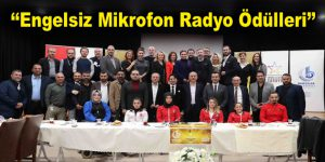 Engelliler Türkiye'nin en iyi radyocularını seçiyor