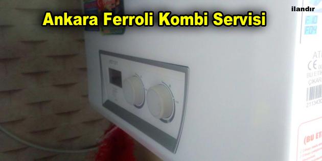 Ankara Ferroli Kombi Servisi
