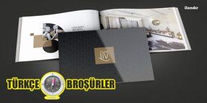 Türkçe Broşürler, kataloglar