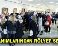 EV HANIMLARINDAN RÖLYEF SERGİSİ