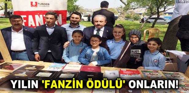 YILIN 'FANZİN ÖDÜLÜ' ONLARIN!