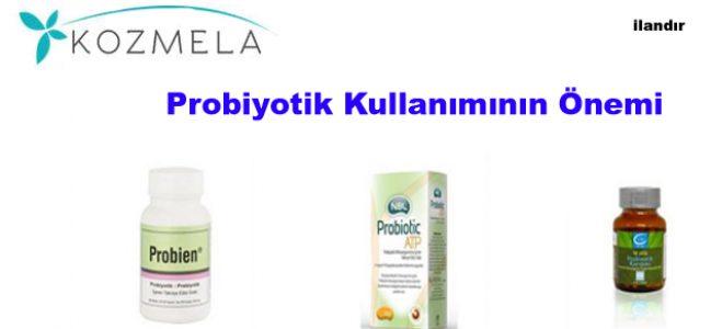 Probiyotik Kullanımının Önemi