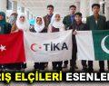 BARIŞ ELÇİLERİ ESENLER'DE