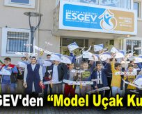 "ESGEV'den ""Model Uçak Kursu"" sertifikası"