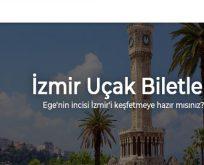 İzmir Uçak Bileti