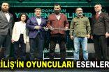 'DİRİLİŞ'İN OYUNCULARI ESENLER'DE