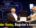 Dr. Ender Saraç, Bağcılar'a konuk oldu