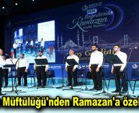 Bağcılar Müftülüğü'nden Ramazan'a özel etkinlik