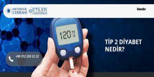 Tip 2 Diyabet Nedir?