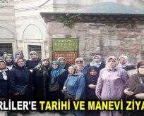 ESENLERLİLER'E TARİHİ VE MANEVİ ZİYARETLER