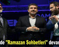 """Esenler'de """"Ramazan Sohbetleri"""" devam ediyor…"""