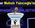 Esenler Muhsin Yazıcıoğlu'nu andı