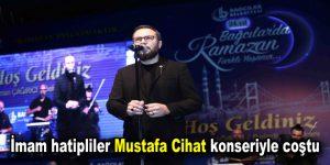 İmam hatipliler Mustafa Cihat konseriyle coştu