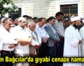 Mursi için Bağcılar'da gıyabi cenaze namazı kılındı