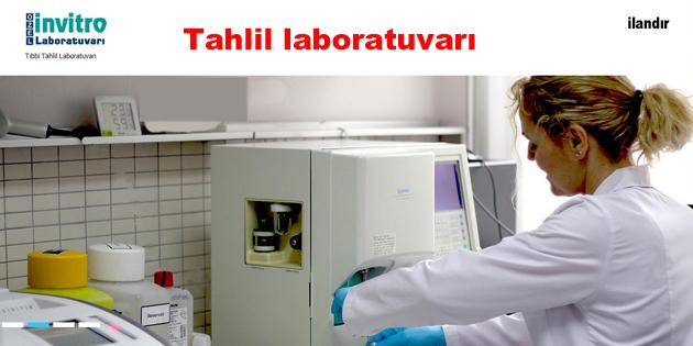 Tahlil laboratuvarı