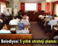 Bağcılar Belediyesi 5 yıllık strateji planını hazırladı