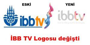 İBB TV Logosu değişti