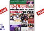 """BÖLGE GAZETESİ , YIL:19 , SAYI: 189 , """"EYLÜL"""" SAYISI ÇIKTI!.."""