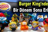 Burger King'nde bir dönem sona eriyor