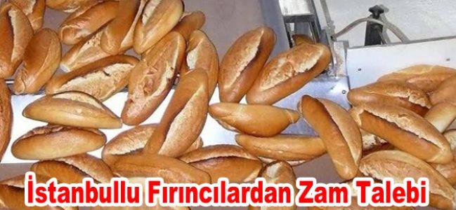 İstanbullu fırıncılardan zam talebi