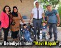 """Esenler Belediyesi'nden """"Mavi Kapak"""" projesi"""
