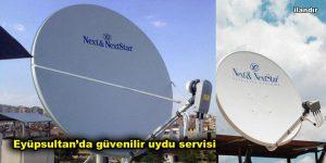 Eyüpsultan'da güvenilir uydu servisi