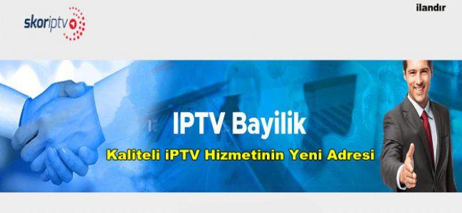 Kaliteli iPTV Hizmetinin Yeni Adresi