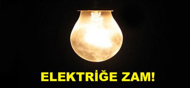Elektrik fiyatlarına yüzde 14.9 zam geldi