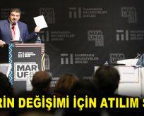 """""""ŞEHRİN DEĞİŞİMİ İÇİN ATILIM ŞART"""""""