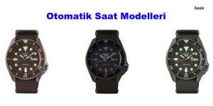 Otomatik Saat Modelleri