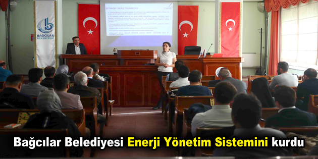 Bağcılar Belediyesi Enerji Yönetim Sistemini kurdu