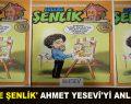 'EVLERE ŞENLİK' AHMET YESEVÎ'Yİ ANLATIYOR