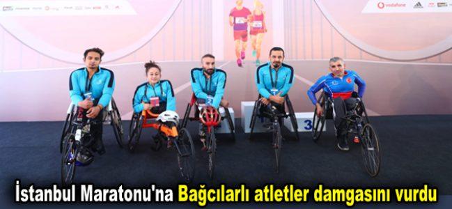 İstanbul Maratonu'na Bağcılarlı atletler damgasını vurdu