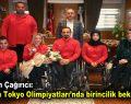 Lokman Çağırıcı: Sizden Tokyo Olimpiyatları'nda birincilik bekliyorum