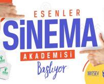 Esenler Sinema Akademisi başlıyor