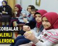 BU YIL ÇORBALAR ESENLERLİ ANNELERDEN