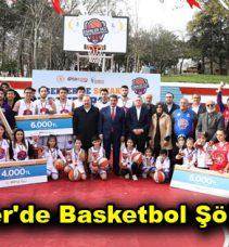 Esenler'de Basketbol Şöleni