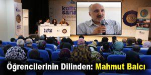 Öğrencilerinin Dilinden: Mahmut Balcı