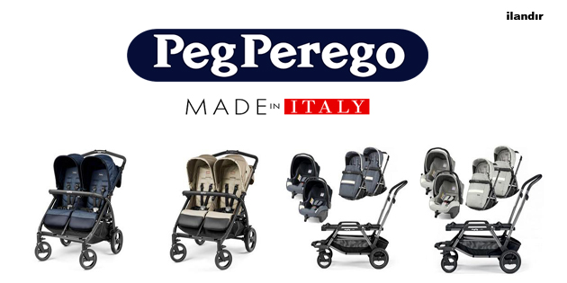 İkiz Bebek Arabaları