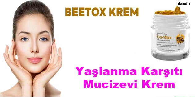 Beetox Yaşlanma Karşıtı Krem