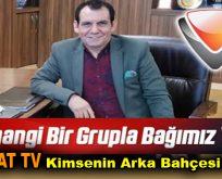 """""""Vuslat TV Kimsenin Arka Bahçesi Değil!"""""""