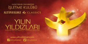 YTÜ İşletme Kulübü Yılın Yıldızları Ödül Töreni