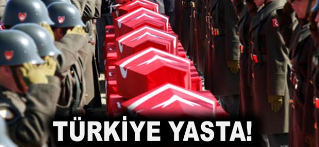 Türkiye Yasta!
