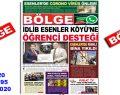 """BÖLGE GAZETESİ """"MART"""" SAYISI ÇIKTI!.."""