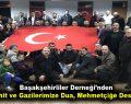 Şehit ve Gazilerimize Dua, Mehmetçiğe Destek